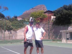 Pete Calitz Tennis Coaching Cape Town